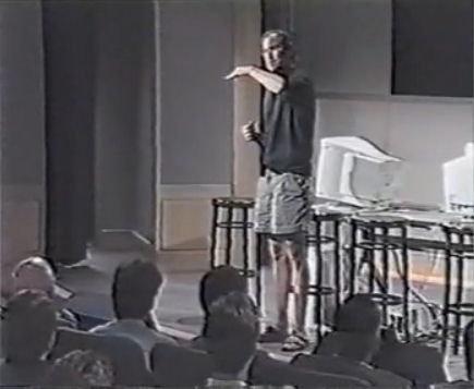 Steve de sandálias