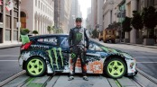 Gymkhana FIVE Ken Block DC Shoes