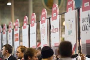 A ilhas de Start-ups no Web Summit 2014 em Dublin